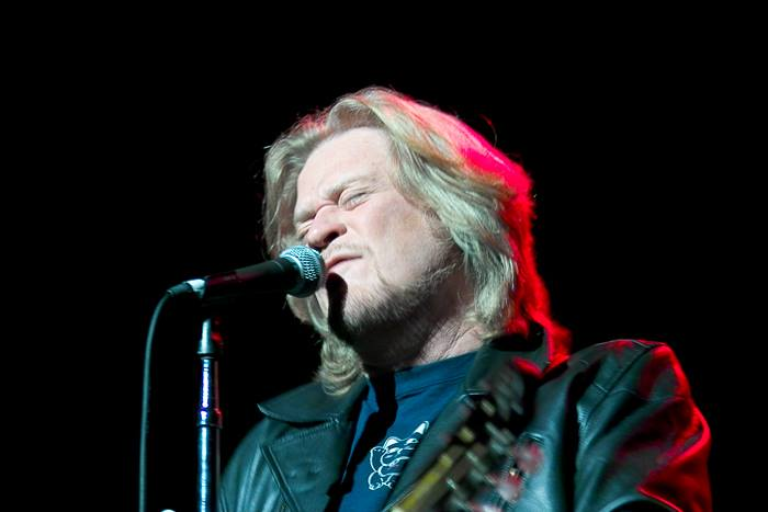 daryl hall in concert