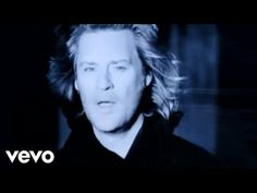 daryl hall in stop loving you video