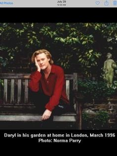 daryl hall in London