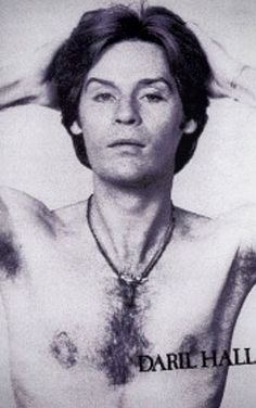 sexy young daryl hall